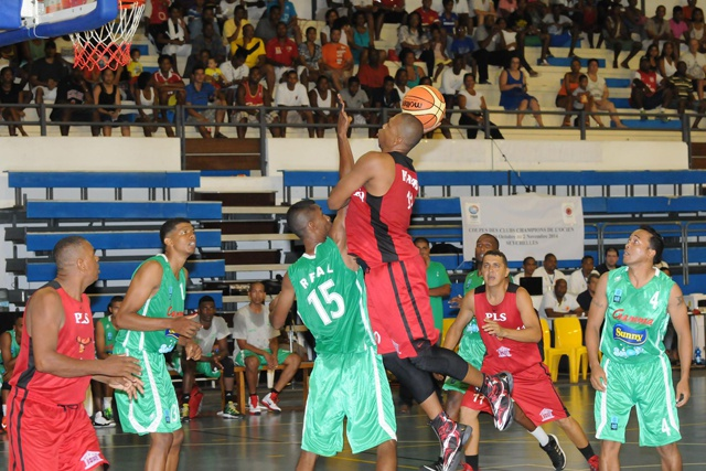 Seychelles hosts basketball tournament - Indian Ocean champion will be known this weekend