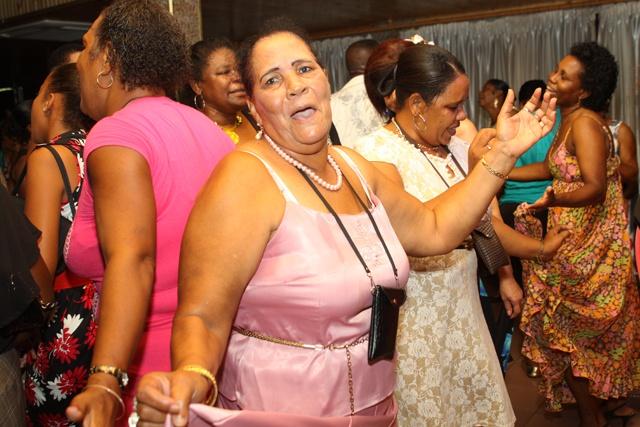 Le rideau est tombé sur le 29e festival Kreol des Seychelles avec le bal créole.