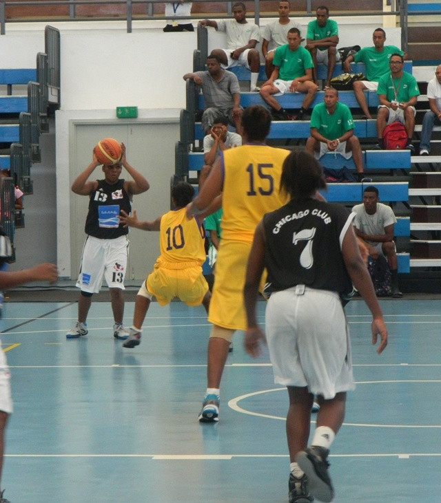 Basketball - 3rd place finish for Seychelles' Anse Etoile Stars in the Indian Ocean club championship