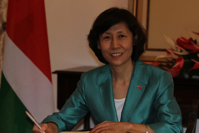 Aiming to bring China-Seychelles relations to the next level - New Chinese ambassador accredited
