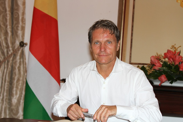 Investment in tourism and renewable energy top the priority list of new Austrian ambassador to Seychelles
