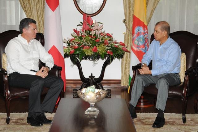 La  Suisse apportera son soutien aux Seychelles pour un poste au Conseil de sécurité des Nations unies