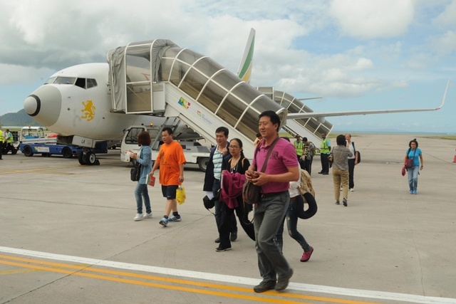 Non-stop direct chartered flights from Beijing to Seychelles expected to commence in 2015