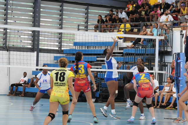 Arsu and Beau Vallon make impressive debut in Seychelles' hosted regional volleyball tournament