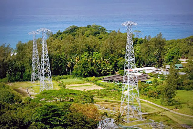 The end of an era - BBC Relay Station site handed back to Seychelles