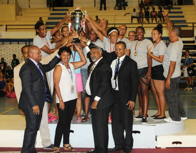 Volleyball: Seychelles' Arsu and Reunion's St Denis emerge winners of the CAVB Zone 7 Club Championship