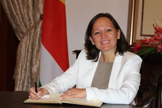 Le nouvel ambassadeur de Belgique s'est engagé à encourager l'investissement belge aux Seychelles
