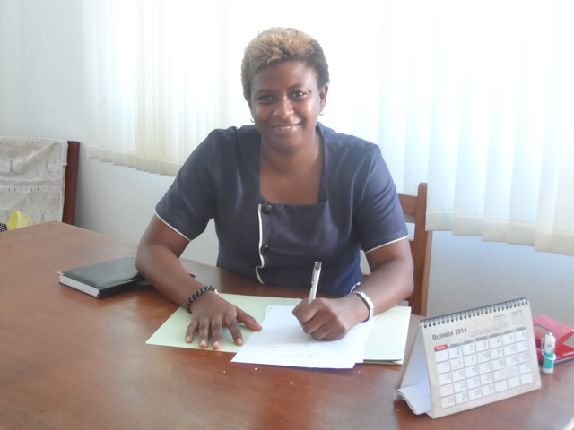 Australia Awardee Melina Amédée dreams of championing the rights of the disabled in Seychelles