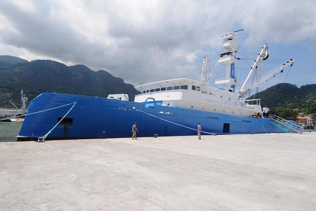 « Travailler aux Seychelles, c'est pratiquement un bateau gratuit pour 5 bateaux dans notre flotte » Jacques Chateauvieux