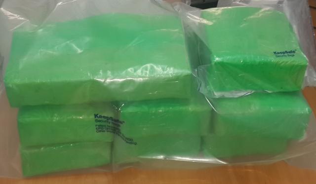 Nouvelle saisie de drogue, aux Seychelles, d'une valeur marchande de 160 mille dollars