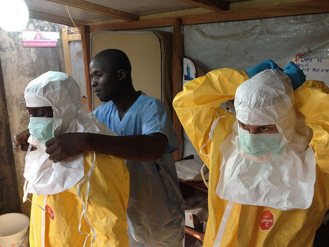 Charity walk brings Seychelles in the forefront fight against Ebola