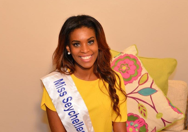 Setting a new trend - Camila Estico is ready to share the Miss World experience with the next Miss Seychelles