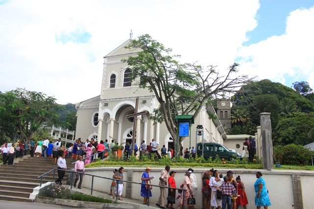 Christians in Seychelles remember the birth of Jesus Christ as they celebrate Christmas