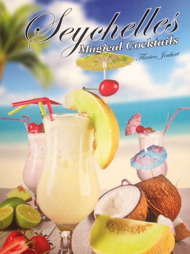 Shaken, not stirred - Flavien Joubert launches exotic Seychellois cocktail recipe book