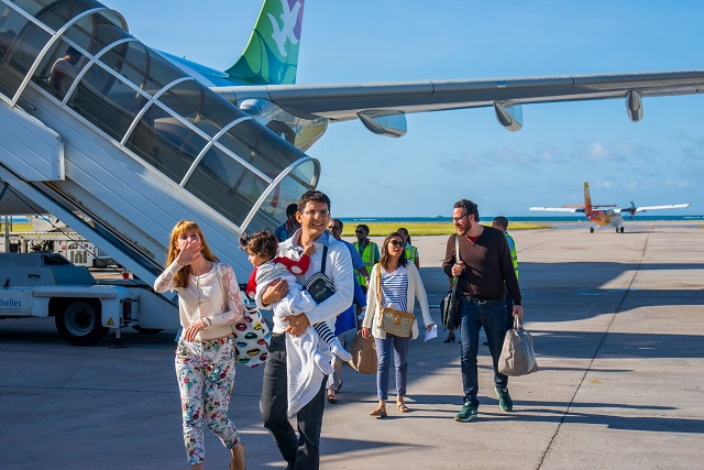 Tourism arrivals to Seychelles increase by slim margin for 2014