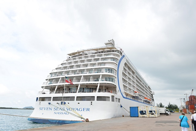 All aboard for the islands! Cruise ships flock to Seychelles in 2015