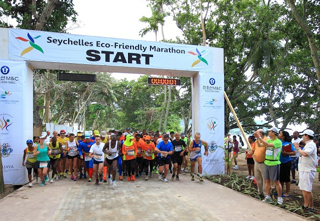 Seychelles 8th Eco-Friendly Marathon to attract a record number of participants