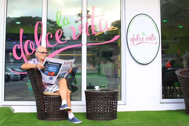 The sweet life! New La Dolce Vita restaurant lends a true taste of Italy to the Seychelles capital
