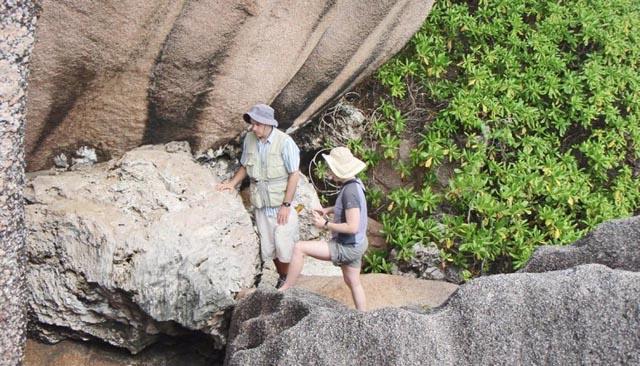 Les débris des coraux aux Seychelles aident les scientifiques à prédire le futur.