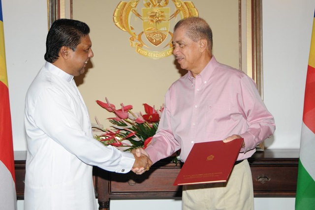 New government will continue friendly relations with Seychelles, says Sri Lankan diplomat