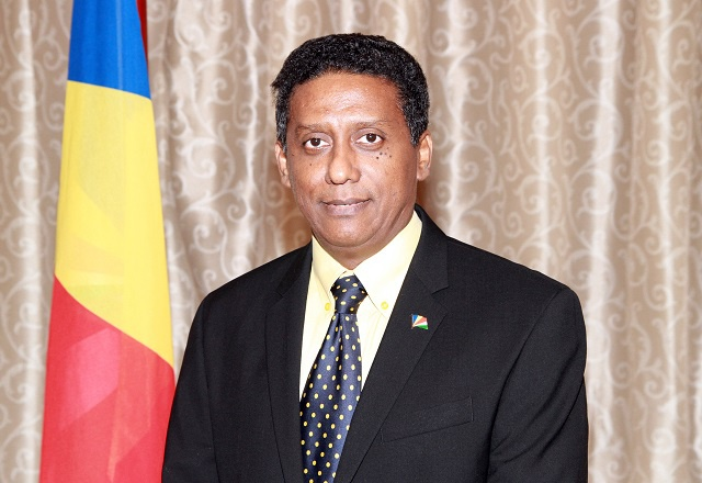 Vice-President Faure represents Seychelles President at AU Heads of State Summit
