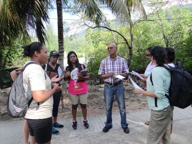 L'érosion côtière, une menace qui préoccupe les jeunes aux Seychelles et à Maurice