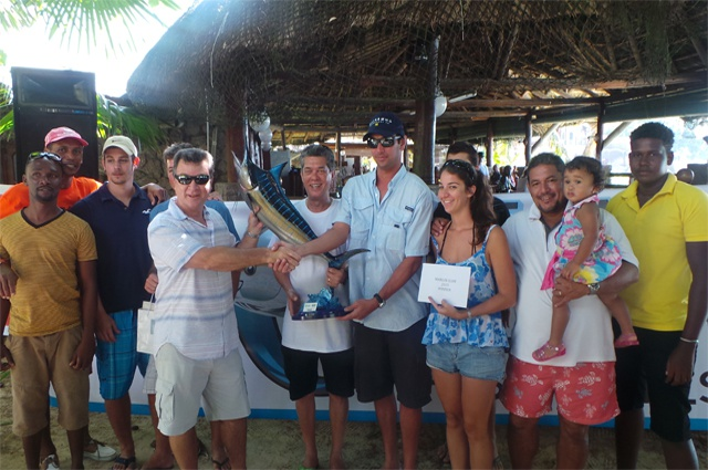Seychelles Team Island Star retains marlin slam title - no marlin caught this year