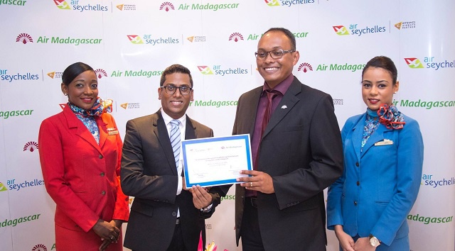 More connections for customers as Air Seychelles and Air Madagascar sign codeshare agreement