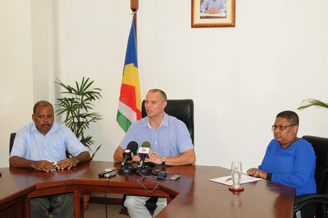 New Seychelles Finance Minister Jean Paul Adam pledges to continue Laporte's macroeconomic policy
