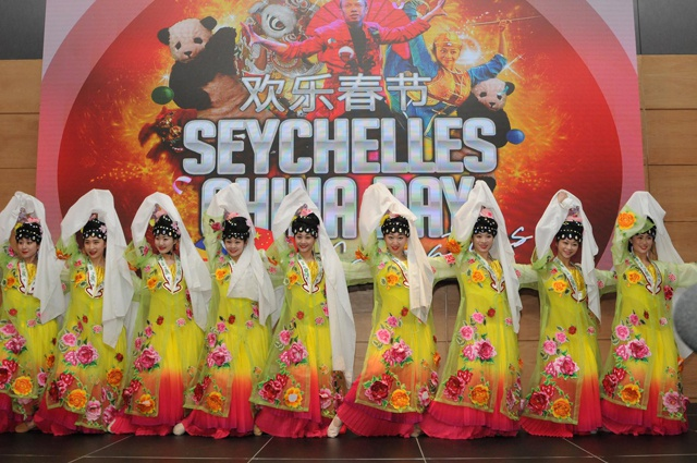 The Chinese connection! Seychelles China Day brings the Spring Festival to the islands