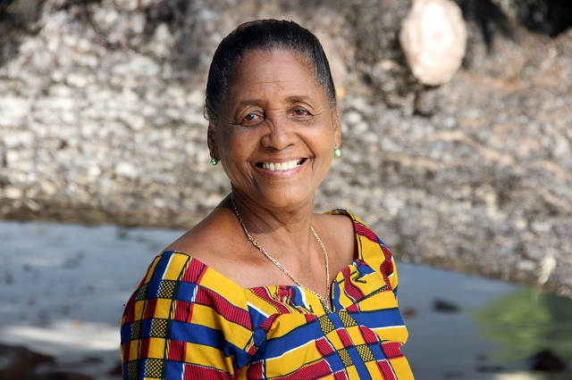 Back to her roots - Seychelles-born Ghanaian princess returns after more than 60 years