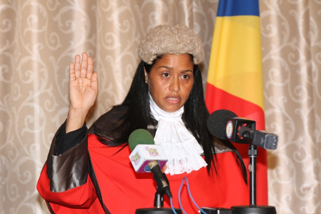 La cour suprême des Seychelles compte une deuxième femme juge.