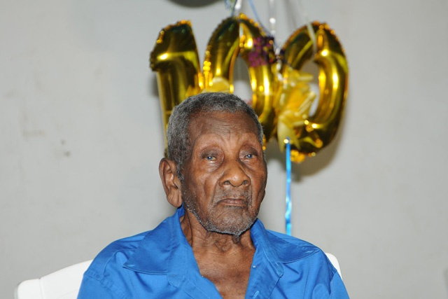 Oldest man in Seychelles passes away