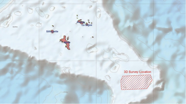 Preliminary 3D seismic data confirms 'large scale' prospects of petroleum in Seychelles