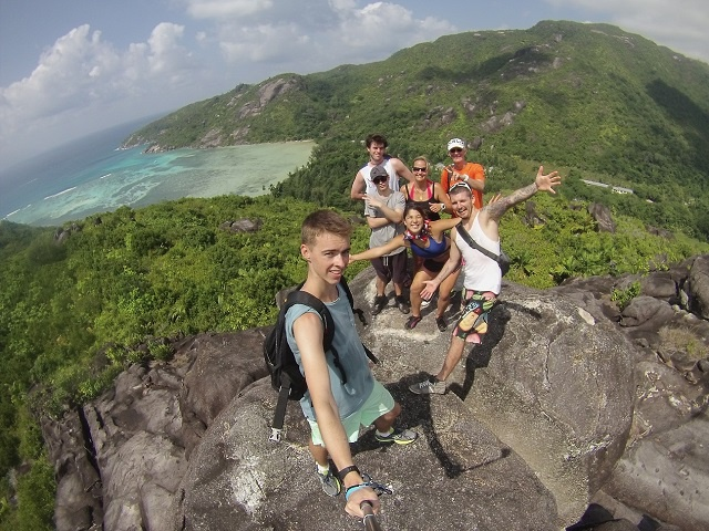Global Vision International on Curieuse Island - Volunteering and eco-tourism combined in the Seychelles