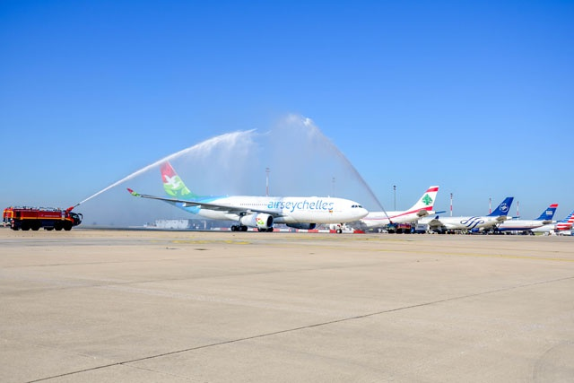 Non-stop to France! Air Seychelles to resume uninterrupted Paris flights in July