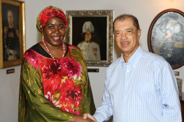 Tanzania intends to set up a diplomatic office in Seychelles - high commissioner bids farewell at the end of tenure