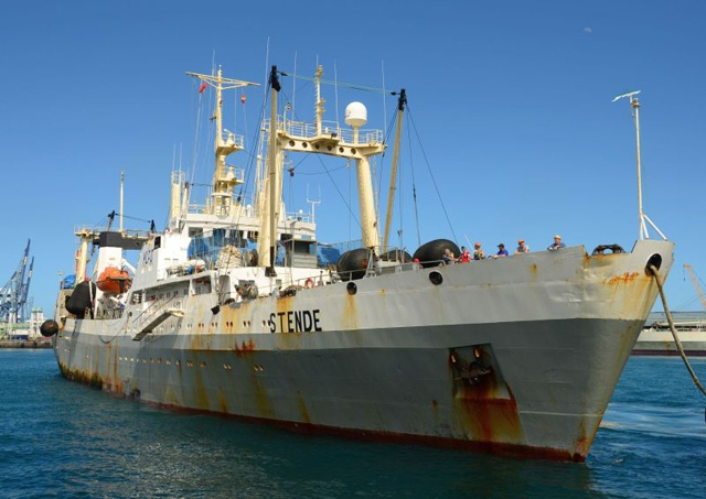 Seychelles President Michel sends condolences to Russia after trawler tragedy