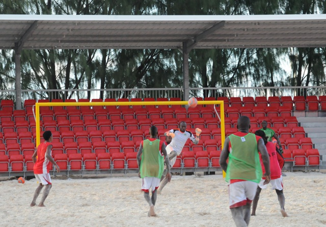 """It is important for us to win,"" says Brazilian coach: Seychelles ready to host COSAFA and CAF beach soccer competitions"