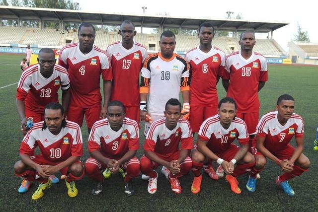 Éliminatoire CAN 2017, les Seychelles tombent dans le groupe J contre l'Algérie, l'Éthiopie, et le Lesotho.