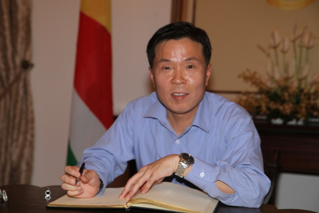 Promoting tourism - A priority set by the new South Korean ambassador to Seychelles