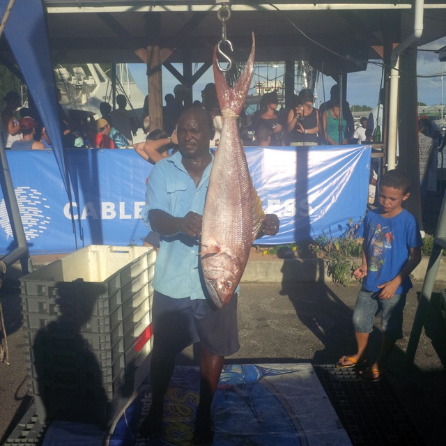 Seychelles National Fishing Tournament produces 'pending' world record catch
