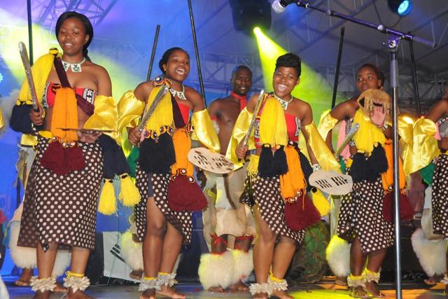 Couleurs et cultures du monde aux Seychelles pour le Carnaval International de Victoria