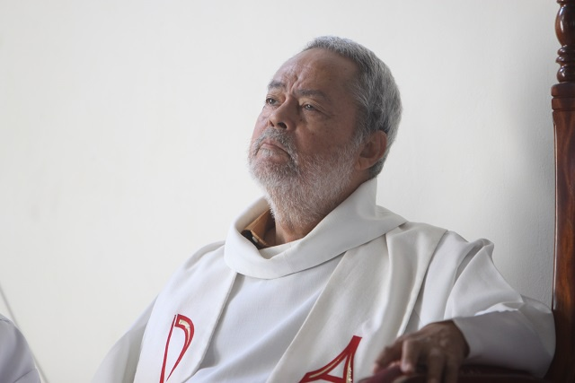 Half a century dedicated to priesthood in Seychelles: Father Gustave Lafortune goes into retirement