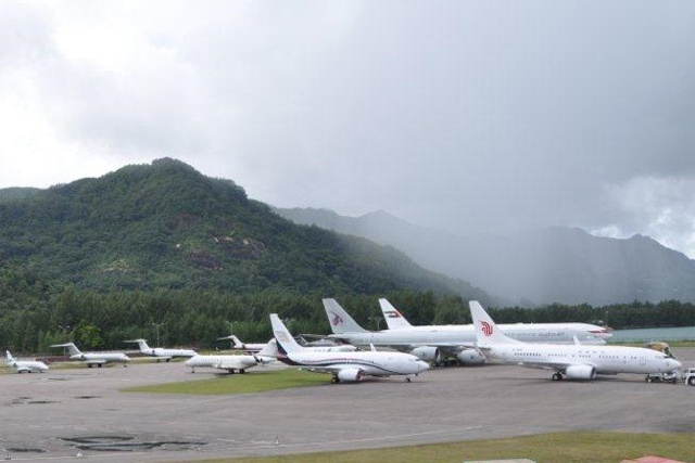 The rise of the jet setters - increase in private jets recorded at Seychelles International Airport