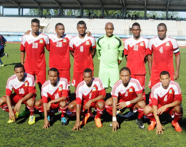 Seychelles holds Namibia to a goalless draw as the COSAFA Cup gets underway in South Africa