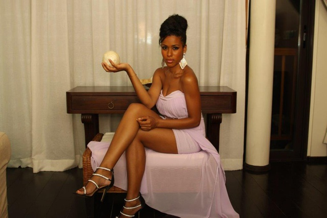 """The journey has been life-changing"": Miss Seychelles 2015 contestant Angie Arnephy"