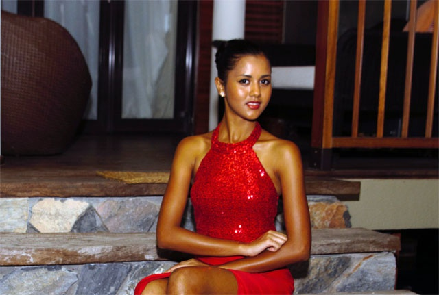 """It is important to set targets and focus on achieving them"": Miss Seychelles 2015 contestant Stefannie Underwood"