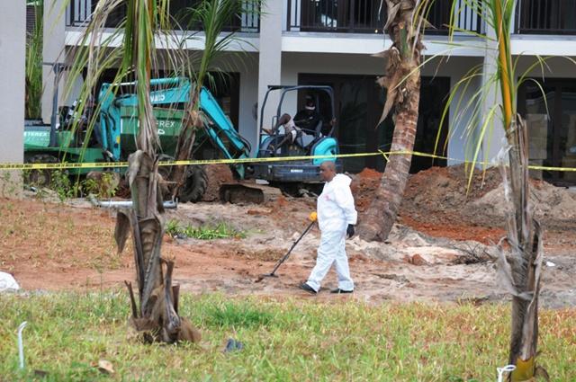 La police des Seychelles a confirmé que le crâne découvert à Bel Ombre appartient à un homme adulte
