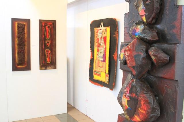 Fet Afrik 2015 - quand l'Art africain rencontre l'art des Seychelles.